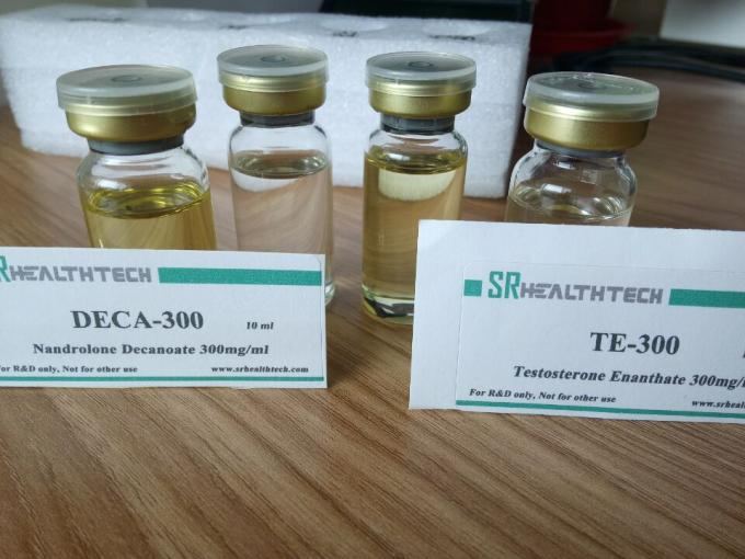 Strength Gain Injectable Anabolic Steroids BU-300 13103-34-9 Injectable Finished Oil