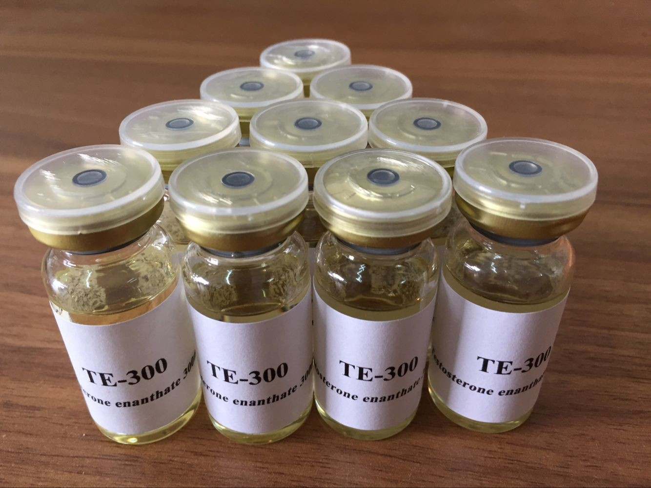 10ml/Vial Testosterone Enanthate Steroid building Oil 315-37-7 For Building Muscle