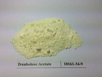 China Yellow Crystallized Trenbolone Steroids Powder For Anti Aging / Weight Loss factory